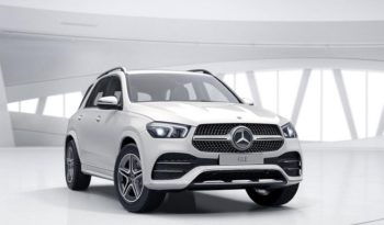Mercedes – Benz GLE 300 4MATIC SUV full