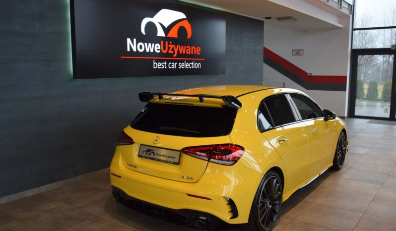 Mercedes-Benz A35 4Matic full