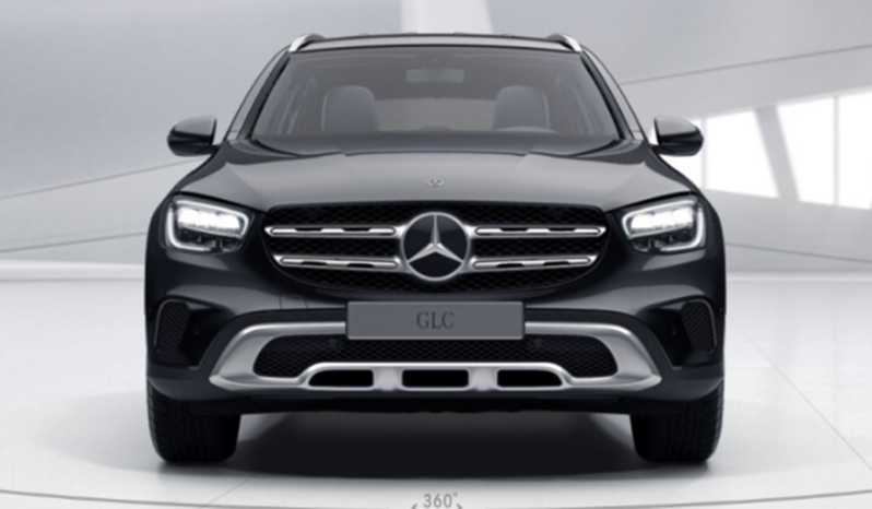 Mercedes GLC 200d 4MATIC Business Edition full