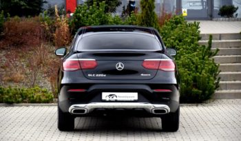 Mercedes-Benz GLC 220d Coupe 4Matic full