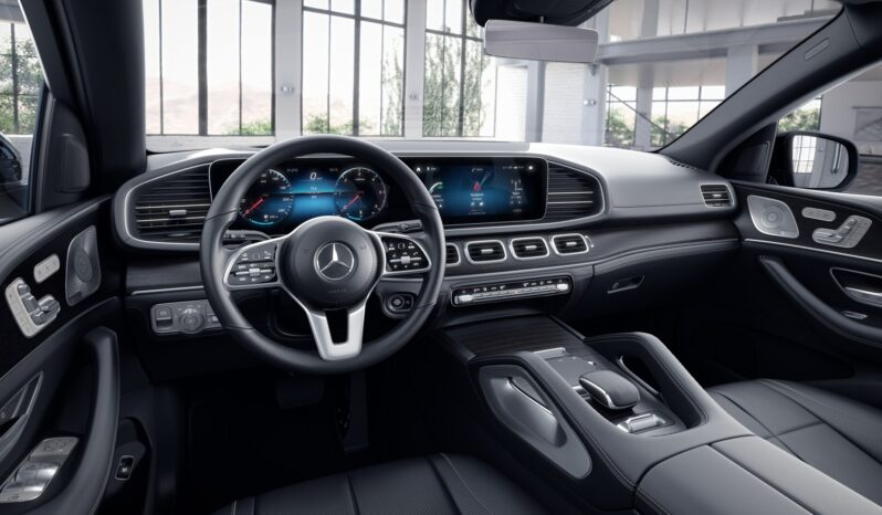 Mercedes GLE 400d 4Matic Coupe full