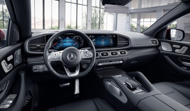 Mercedes GLE 350d 4Matic Coupe full