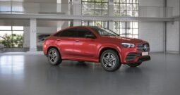 Mercedes GLE 400d 4Matic Coupe