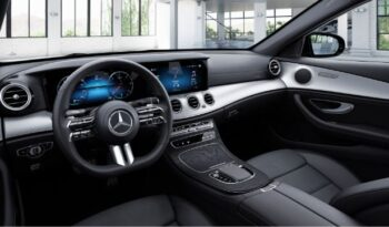 Mercedes-Benz E220d 4Matic full