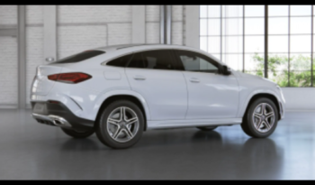 Mercedes-Benz GLE 350d 4Matic Coupe full