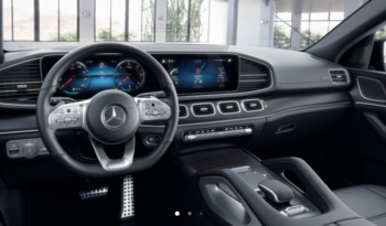 Mercedes-Benz GLE 400d 4Matic Coupe full