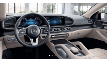 Mercedes-Benz GLE 400d Coupe full